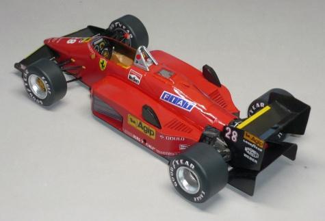 Ferrari 156/85 - Stefan Johansson - GP Kanady 1985