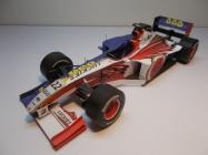BAR 001, 1999, J. Villeneuve