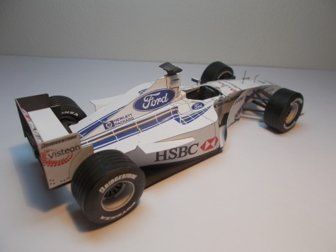 Stewart SF3, 1999, J. Herbert