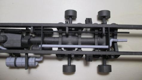 Tatra T815 CAS 32/AK modely/1:32
