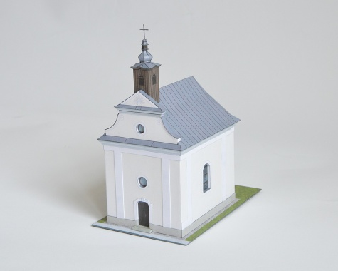Kaplnka Sedembolestnej Panny Márie, Žilina