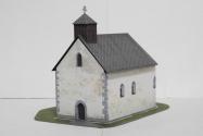 Kostol sv. Barbory - Jazernica