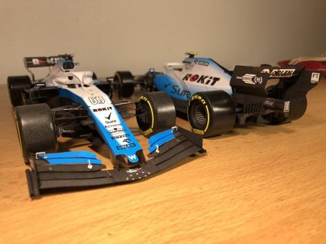 Williams FW42, British GP, 2019