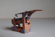 Husitský vùz, 3D úprava, projekt RV90 k 90. narozeninám R. Vyškovského
