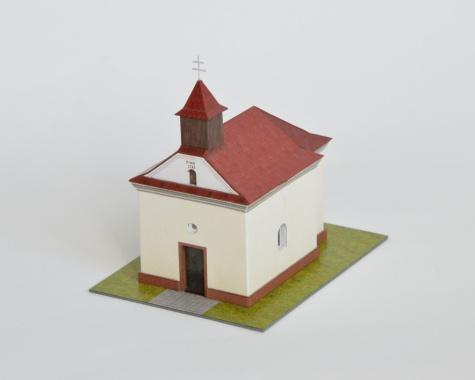 Kaplnka sv. Jána Nepomuckého, Divinka