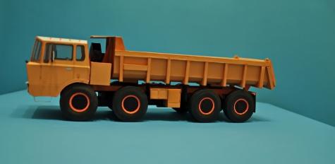 TATRA 813 8x8 S1 / Drtikol