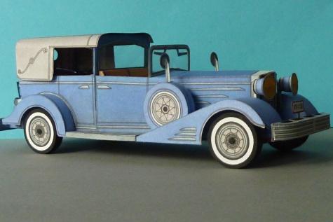Cadillac 1933