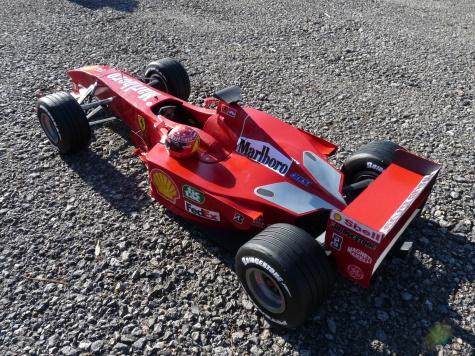 Ferrari F 2000