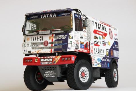 Tatra 158 Phoenix - Dakar 2018 / Vimos / 1:32