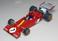 Ferrari 312B3 - Jacky Ickx - GP Španìlska 73
