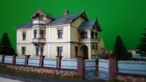 Vila z roku 1901 v Petrovicích