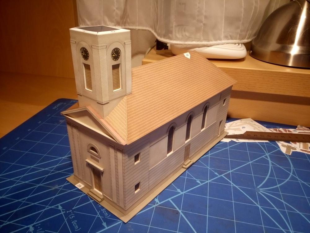 Kostel sv. Františka Serafínského - Kněžmost