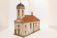 Kostel sv. Františka Serafínského - Knìžmost