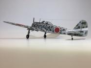 Nakajima Ki-43 Hayabusa
