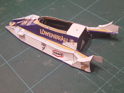 Mc Laren M26 Canada GP 1978