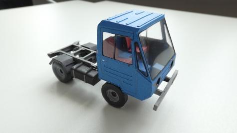 Ifa multicar 25 třístranný sklápěč