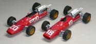 Ferrari 312/67 - Chris Amon - GP Kanady 1967