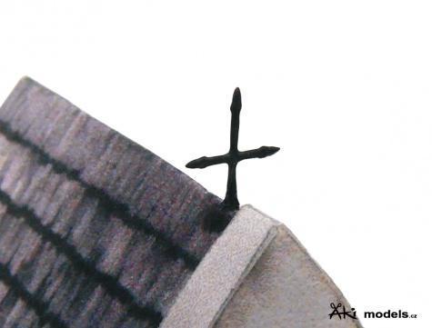 Kaple sv. Kříže - Pustyňa, Starý Bohumín