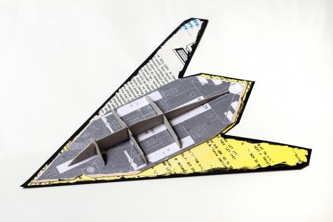 F 117A Shadowhawk