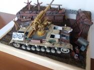 PzKpfw IV Ausf. H + Flak 88 mm