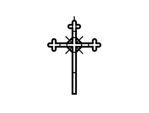 Křížky a doplňky