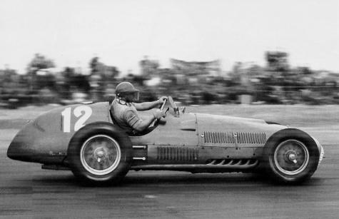 Ferrari 375 F1 / 1950, 51