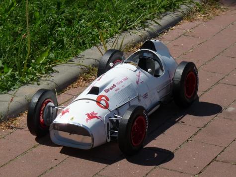 Ferrari 375 Indy Special 1952