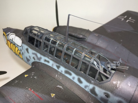 Messerschmitt Bf-110 G2
