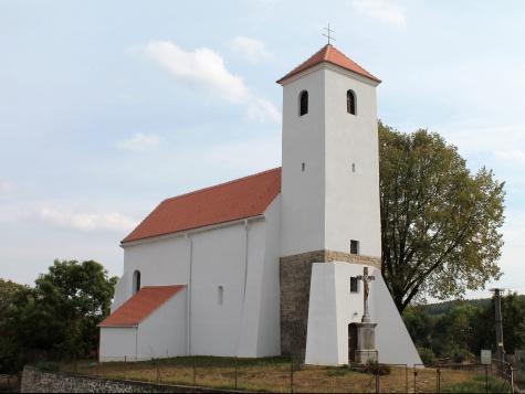 Kostel sv. Jakuba Starsiho Cernin
