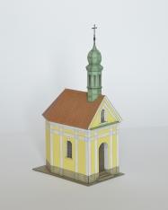 Èeské kaplnky od Ondry Hejla (1:87)
