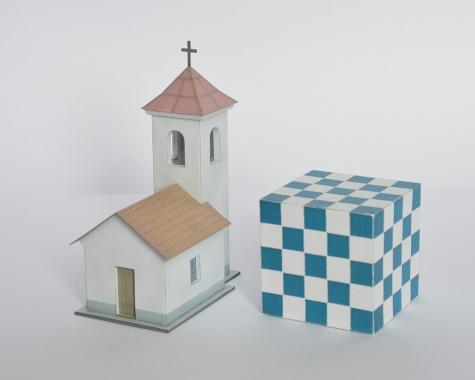 České kaplnky od Ondry Hejla (1:87)