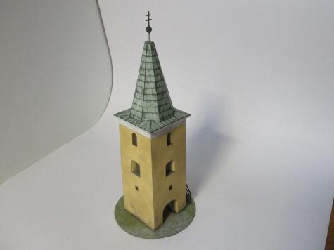 Husitská veža