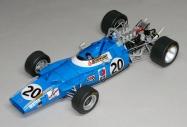 Matra MS80 - Jackie Stewart - GP Itálie 1969