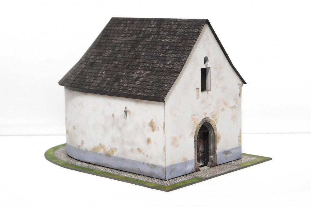Kaplnka sv. Anny - Beluša