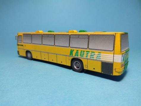 Ikarus 250.59 Litevská dopravní společnost KAUTRA