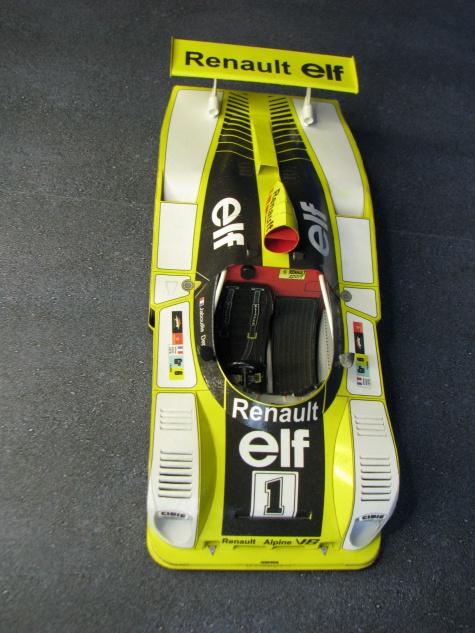 Renault Alpine A443
