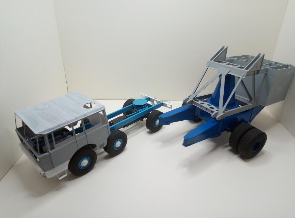 T813 TP 6x6+ MB 88