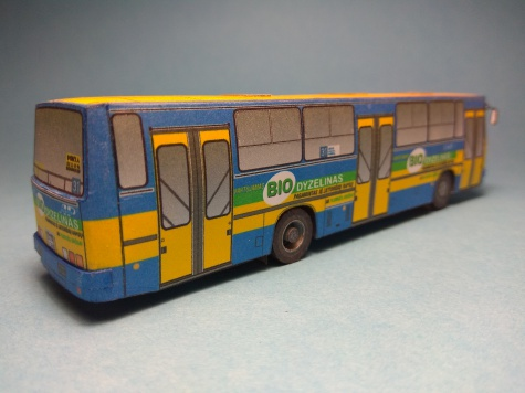 Ikarus 263.00 - UAB Vilniaus autobusu parkas