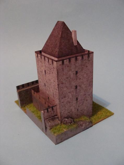věž Přimda
