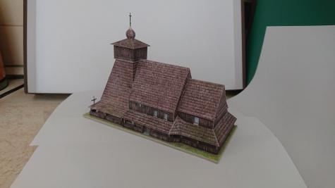 Dřevěný Kostel Božího Těla, Guty