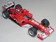 Ferrari 2004 - Michael Schumacher - GP Maïarska 2004