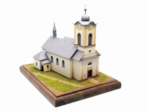 Kostel sv. Víta, České Libchavy