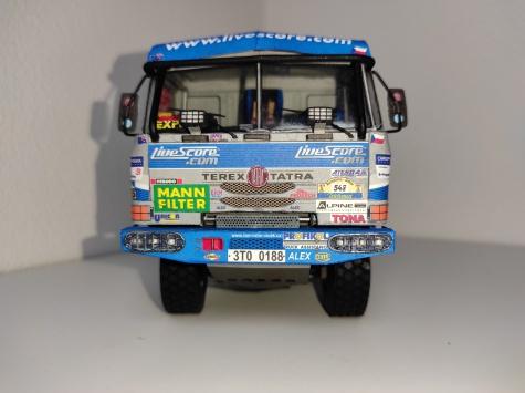 Tatra 815 4x4 Letka Racing Team Dakar 2005