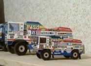 Daf Turbotwin X1 Dakar 1987 1:53