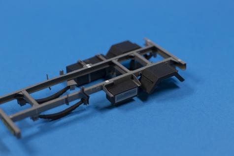 IFA Multicar 25 - MIX nástaveb