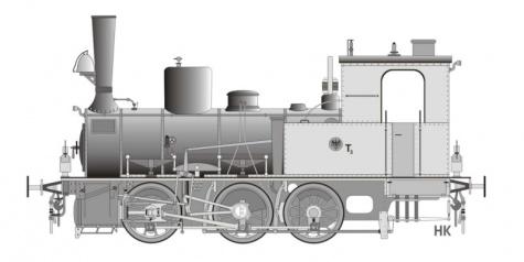 T3 Preußen DR 89.70
