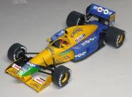 Benetton B191 - Nelson Piquet - GP Kanady 1991