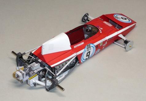 Ferrari 312B2 - Clay Regazzoni - GP Argentiny 1972