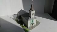 Farní kostel sv. Jana Køtitele Mokré Lazce