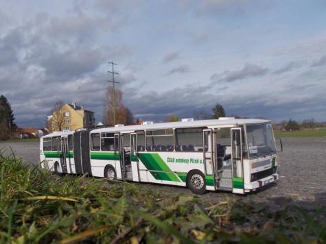 Karosa C744 ČSAD Autobusy Plzeň